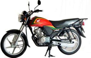 HONDA バイクタクシー用バイク